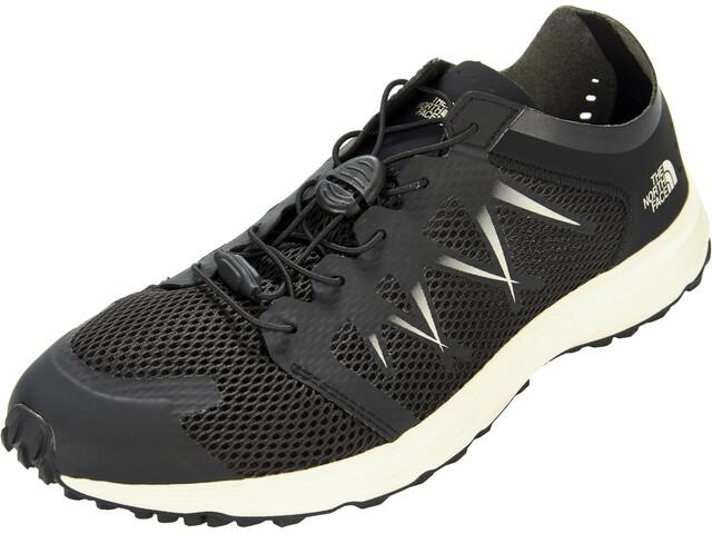 The North Face Litewave Flow Lace Shoes Herren tnf black/vintage white